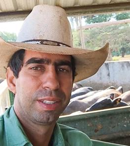 Vidal Gabriel Júnior, gestor da Agropecuária Passo do Lobo