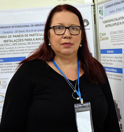 Daniella Jorge de Moura, Professora da Faculdade de Engenharia Agrícola da Unicamp.