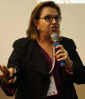 Irenilza Nääs. Pesquisadora da FACTA e Professora da Universidade Estadual de Campinas, SP.